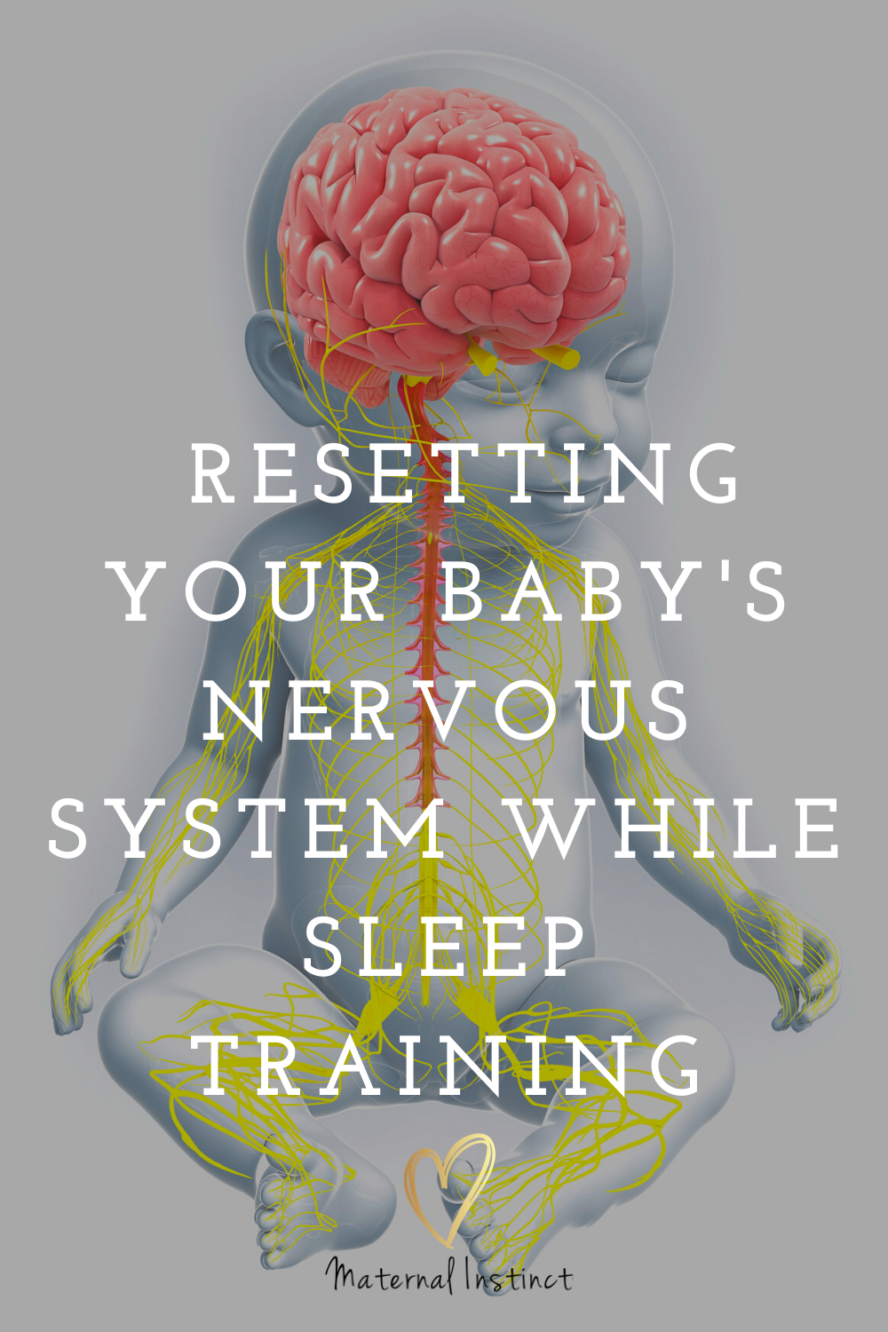 resetting baby nervous system