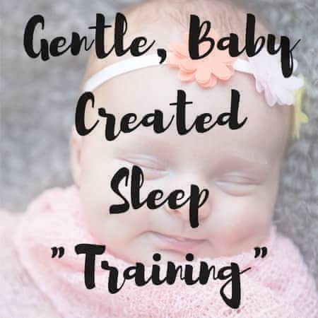 baby created sleep training - home2