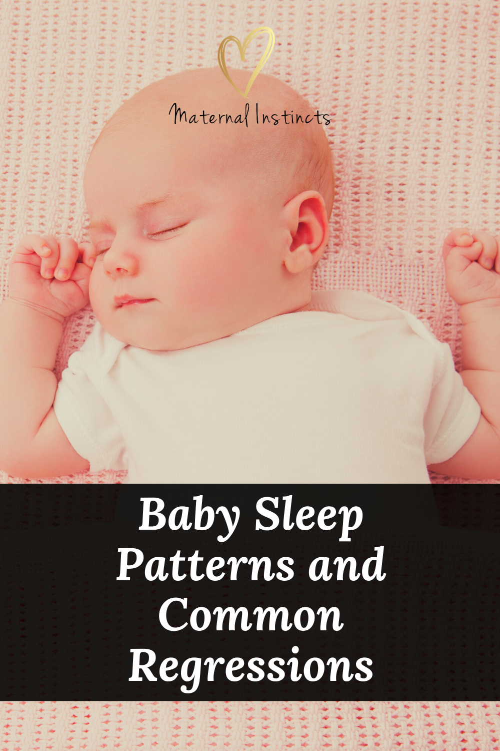 baby sleep patterns common regressions