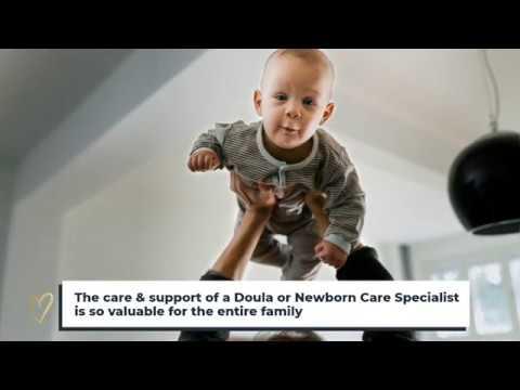 Postpartum Support - Newborn/Infant Care.