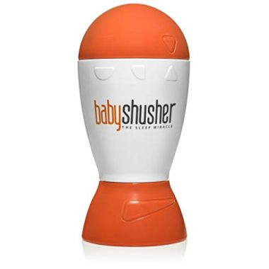 Baby Shusher For Babies  Sleep Miracle Soother Sound Machine For New Parents 0 380x380 - Baby Shusher the Sleep Miracle – Sound Machine – Rhythmic Human Voice Shushes Baby to Sleep Every Time – The Quickest…