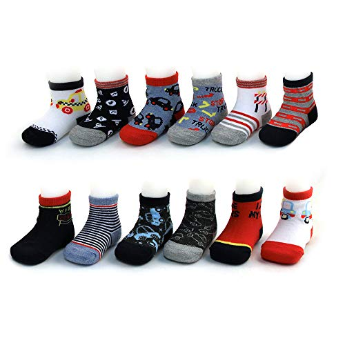 Baby Socks for Boys and Girls 0 24 Months with Cute Designs and Patterns 0 1 - Baby Socks for Boys and Girls 0-24 Months with Cute Designs and Patterns