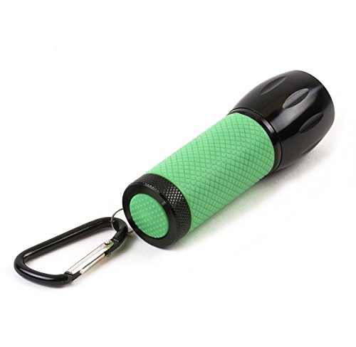 Carson RedSight Red Led Flashlight for Reading Astronomy Star Maps and Preserving Night Vision with Two Brightness Settings SL 33 Green 0 3 - Carson RedSight Red Led Flashlight for Reading Astronomy Star Maps and Preserving Night Vision with Two Brightness…