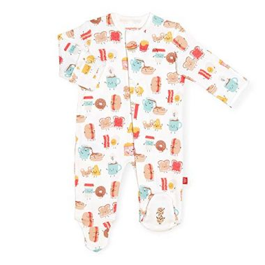 Magnetic Me 100 Organic Cotton Magnetic Baby Footie 0 380x380 - Magnetic Me 100% Organic Cotton Magnetic Baby Footie