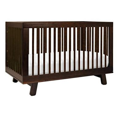 Toddler Bed Conversion Kit 0 380x380 - Babyletto Hudson 3-in-1 Convertible Crib with Toddler Bed Conversion Kit in Espresso, Greenguard Gold Certified