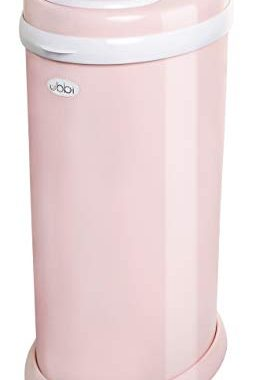 Ubbi Diaper Changing Value Set 0 256x380 - Ubbi Steel Odor Locking, No Special Bag Required, Money Saving, Modern Design, Registry Must-Have Diaper Pail, Blush…