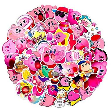 50PCSPack KirbyStar Allies Stickers PVC Waterproof Stickers for Laptop Luggage Children Toy Motorcycle Skateboard Motorcycle 0 380x380 - 50PCS/Pack Kirby_Star Allies Stickers PVC Waterproof Stickers for Laptop Luggage Children Toy Motorcycle Skateboard…