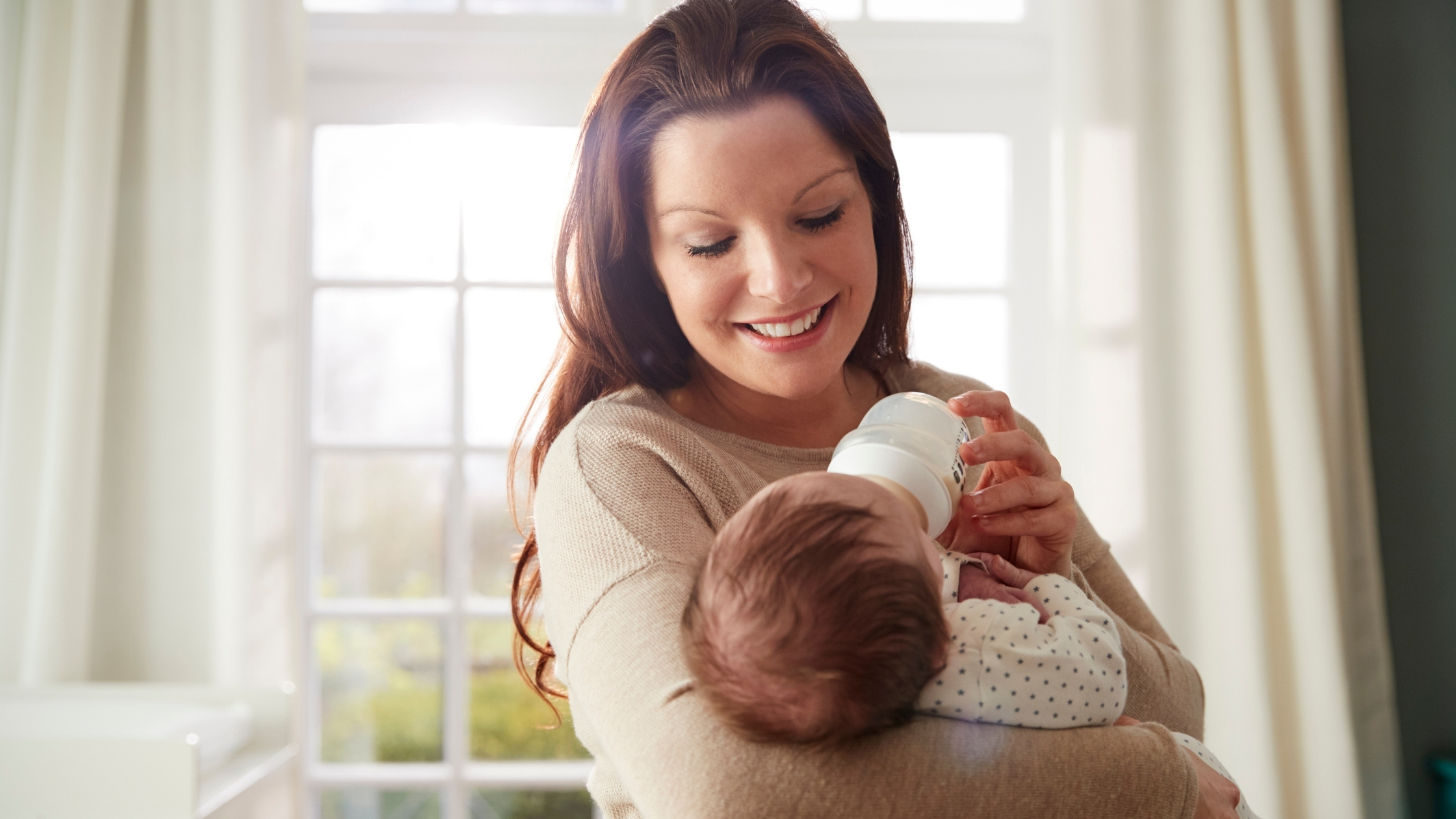 baby formula vs breast milk